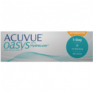 ACUVUE OASYS® 1-DAY for ASTIGMATISM 30 lenti