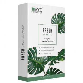 EyeDefinition Fresh Hydra Fusion 1Day (90 lenti)