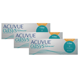 ACUVUE OASYS® 1-DAY for ASTIGMATISM 90 lenti