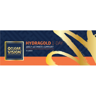 ClearVision Hydragold 1 Day