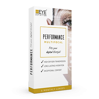 EyeDefinition Performance Multifocal