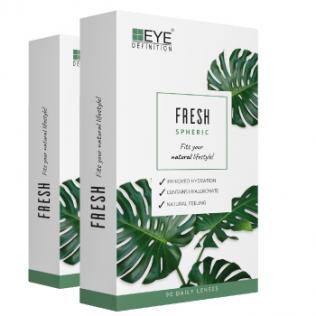 EyeDefinition Fresh Hydra Fusion 1Day (180 lenti)