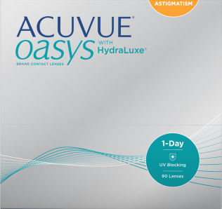 ACUVUE OASYS® 1 DAY for ASTIGMATISM (180 lenti)