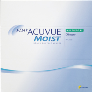 1-DAY ACUVUE® MOIST MULTIFOCAL 180 lenti