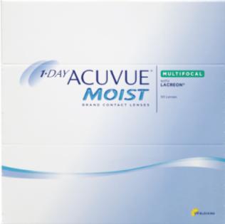 1 DAY ACUVUE® MOIST MULTIFOCAL (180 lenti)