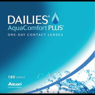 DAILIES AquaComfort Plus (180 lenti)