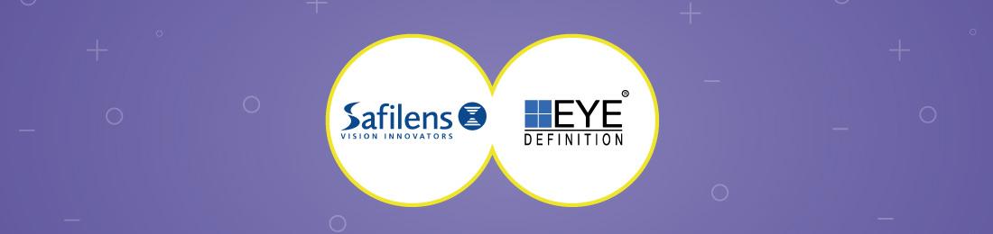 Safilens Eyedefinition